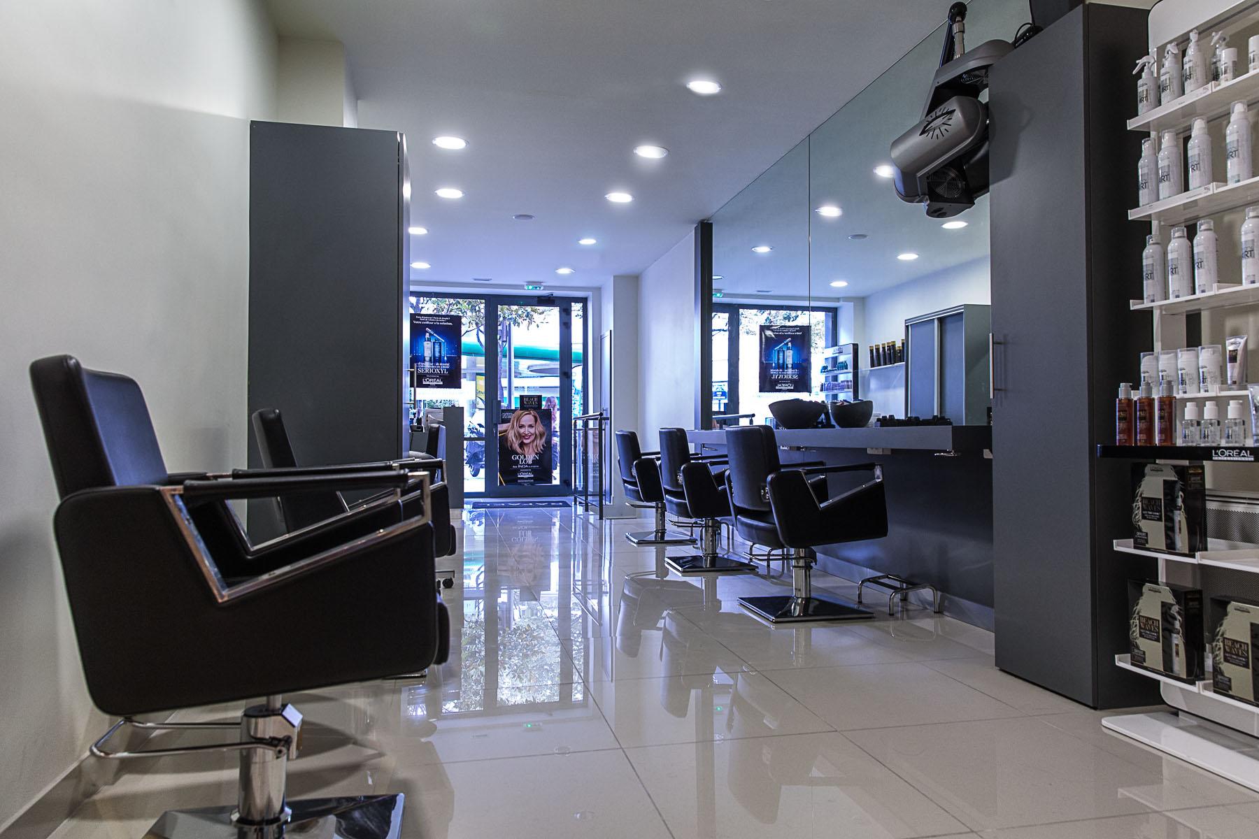 Yann renoard photographe salon de coiffure for Business plan salon de coiffure pdf