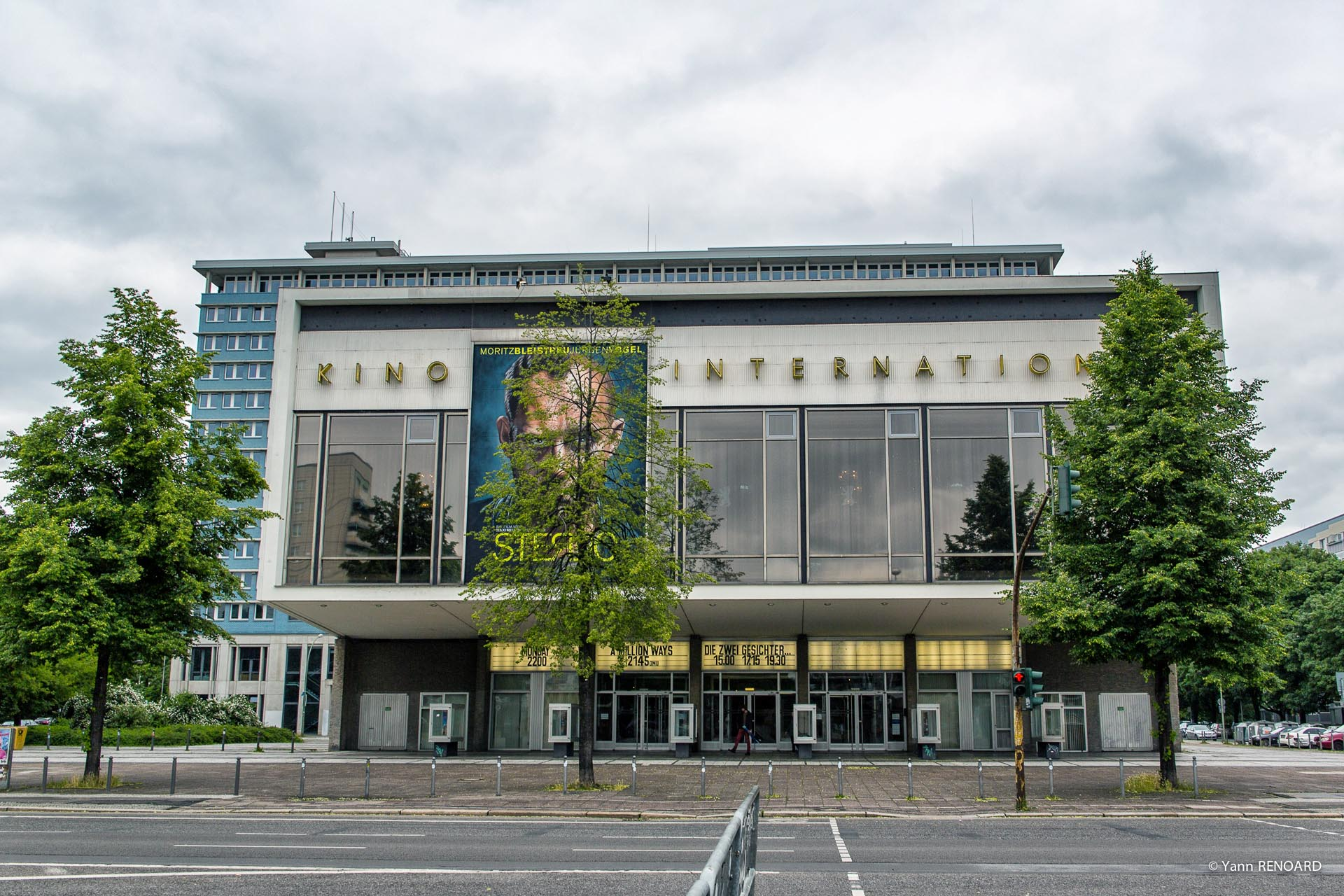 Kino International am Karl-Marx-Allee (Berlin)