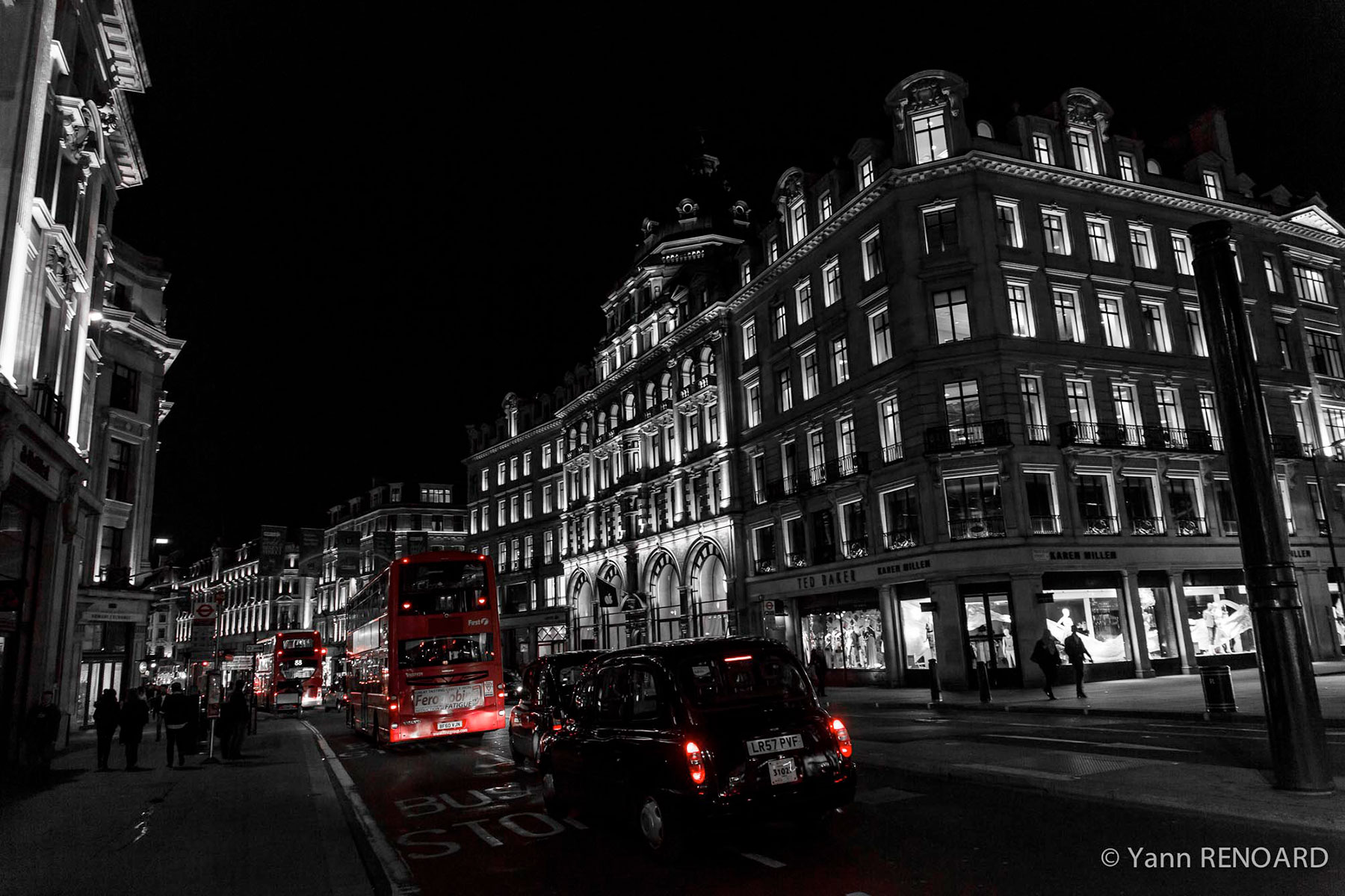 London. Double Decker Bus